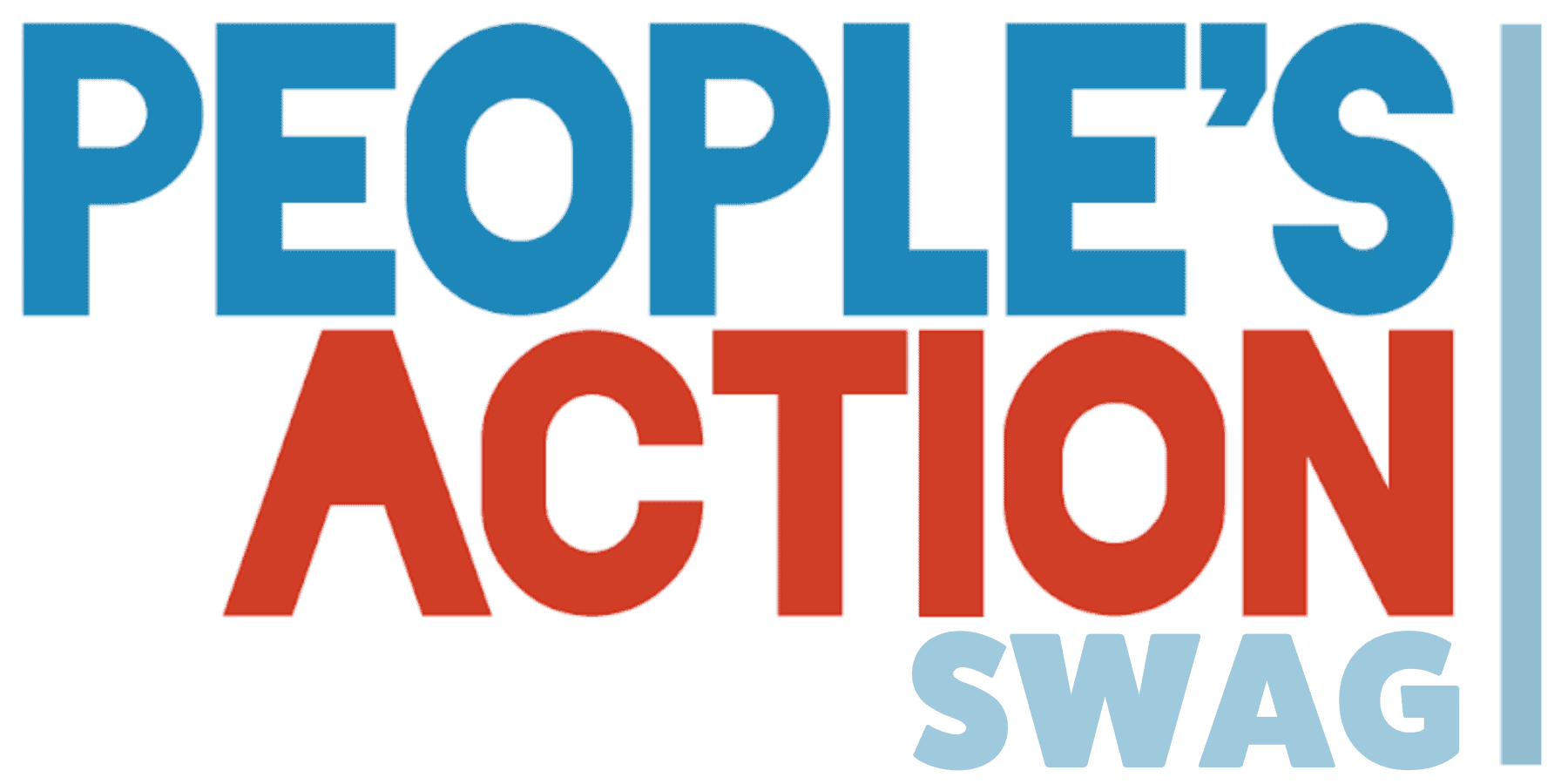 People's Action Swag